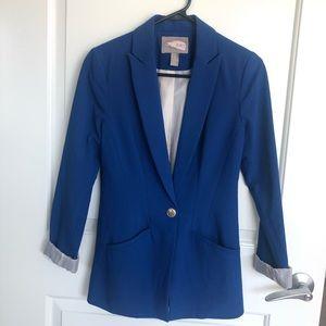 Forever 21 blue blazer